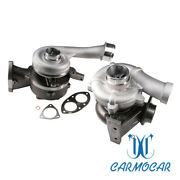 High And Low Pressure For 2008-2010 Ford F-250 350 450 550 6.4l Turbochargers