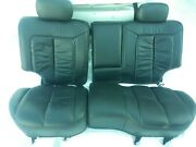 98 Jeep Grand Cherokee 5.9 Limited Zj Leather Rear Seat
