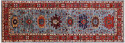Runner Hand-knotted Fine Serapi Rug 3and039 11 X 11and039 3 - Q8229
