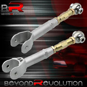 For 2016-2021 Camaro Performance Silver Rear Lower Trailing Arms Left Right Pair