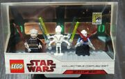 Lego Star Wars 2009 Comic Con Collectable Minifigure Display Set 4 244 Of 300