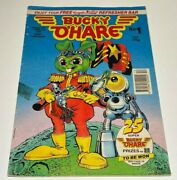 Captain Bucky Oandrsquohare No.1 1st Edition 1992 Comic - Brand New - Never Used