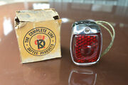 Nos Chevrolet 30s 40s 50s Truck Kd Cd245 Combination Stop And Rear Light 3100 3600