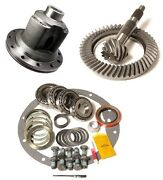 2001-2010 Gm Chevy Dodge Aam 11.5 3.42 Ring And Pinion Tracrite Posi Gear Pkg