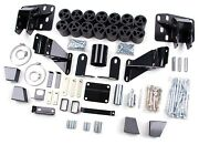3 Zone Offroad Body Lift Kit Zond9345 For 06-08 Dodge Ram 1500 V8 Auto 4wd