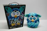 Furby Boom A New Generation Is Hatching Blue Gently Used With Box And Paperwork