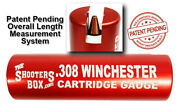 308 Winchester Case And Ammunition Gauge - For Checking Your Ammo - Free Shipping