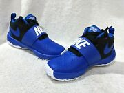 Nike Team Hustle D 8 Ps Game Royal/black Boyand039s Sneakers - Assorted Sizes Nwb