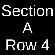 2 Tickets The Weeknd 4/4/22 Madison Square Garden New York, Ny