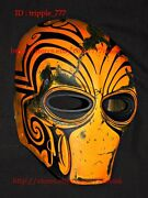 Army Of Two Mask Airsoft Bb Gun Paintball Helmet The Deviland039s Cartel Bravo Ma79