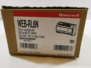 Honeywell Web-rl6n Room Controller With Bacnet Ms/tp