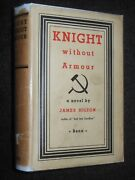 Signed James Hilton - Knight Without Armour 1933-1st Russia Set Vintage Novel