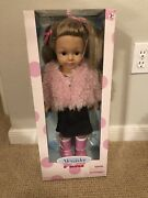 New Madame Alexander 18 Pink Glamour Doll Favorite Friends Collection 65175