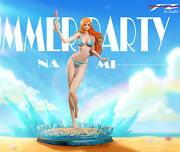 Fz Studio Nami One Piece Swimsuit Summer 1/6 Resin Collectible Statue Model H20