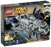 Lego 75106 Star Wars Imperial Assault Carrier 1216 Pieces W/5 Character Figures
