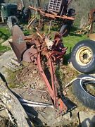 Hillside Bottom Plow Farmall 140 130 Super A 100 Two Way Roller Over Left Right