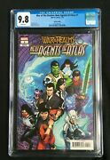 War Of The Realms New Agents Of Atlas 1 Variant Edition Cgc 9.8 3737281001