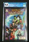 War Of The Realms New Agents Of Atlas 1 Variant Edition Cgc 9.8 3737280025
