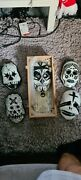 My Chemical Romance The Black Parade Is Dead Limited Edition Coffin Mask Set