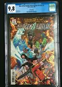 War Of The Realms New Agents Of Atlas 2 Variant Edition Cgc 9.8 3737281019