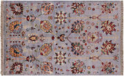 Traditional Hand Knotted Wool Rug 2' 7 X 4' 0 - Q8368