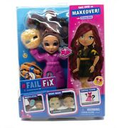 Failfix Take Over The Makeover Doll Loves Glam Surprise Fashion 2020 Brand New
