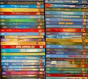 Disney And More Blu-ray And 4k Discs With Combined Shipping Many Include Dvd