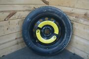 16x3 Inch Spare Wheel Rim And Tire Oem 5c060102703c Volkswagen Vw Beetle A5 12-19