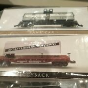 Nos Hard To Find Southern Pacific Set Of 4 High Speed Metal Products 1 Rd 🚒🔥
