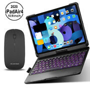 Usb-c Mouse Ipad Air 4th 10.9inch Case With Bluetooth Keyboard For Ipad Pro 11