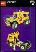 Lego Technic 8850 Rally Support Truck