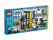 Lego 3661 City Special Edition Set Bank And Money Transfer