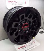 Toyota Tacoma 2019 Trd Pro 16 Wheels And Center Caps 4 Genuine Oem Oe Brand New