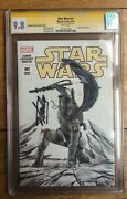 Star Wars 1 Signed By Stan Lee Cgc 9.8 1316127003