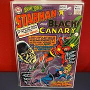 Brave And The Bold, The Vol. 1 61 - Origin Of Starman And Black Canary - Fn+