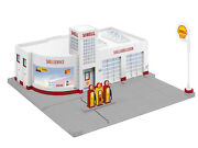Lionel 84496 Shell Oil Company Gas Station