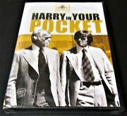 New Sealed Harry In Your Pocket 1973 Mgm Limited Edition Collection Dvd