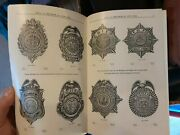 Ill. 1921 Catalogue Fire And Police Department Badges The C.g.braxmar Co 105 Pages