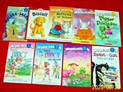9 Books I Can Read Pinkalicious Splat Mittens Biscuit My First And Level 1