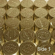 New 4000 Golden 777 Authentic Pachislo Slot Machine Tokens - Never Used