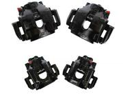 Bmw 3 Series E46 M3 Front And Rear Brake Calipers Genuine M3 Cashback Black