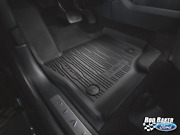 18 Thru 21 Ford Expedition Oem Tray Liner Style Molded Rubber Floor Mat Set 4-pc