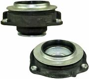 Pair Of Front Top Strut Mount And Bearings Fits Seat Leon Skoda Octavia Superb