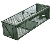 Live Animal Humane Trap 2-door Mouse Trap Cage For Chipmunk Rats Squirrels