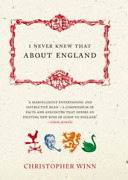 Winnc-i Never Knew About England Uk Import Book New