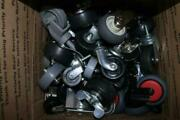 Assorted Small Casters 35 26lbs
