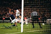Signed David Kelly Tranmere Rovers Worthington Cup Final 2000 Photo + Coa Proof