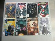 Batman Incorporated Vol.1 1-8 125 And 130 Variant Set 1st Batwing Appearance