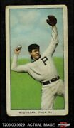 1909 T206 George Mcquillan Ball In Hand Phillies 2 - Good