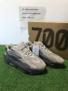 Adidas Yeezy Boost 700 V2 Tephra Deadstock 100 Authentic Size 11.5